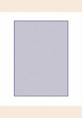 Papier décoratif - Rayures