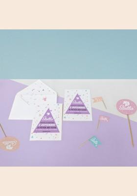 Kit anniversaire - Licorne