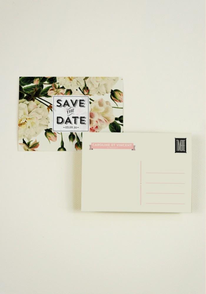 Save the Date - Botanic