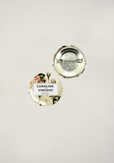 Badges - Botanic