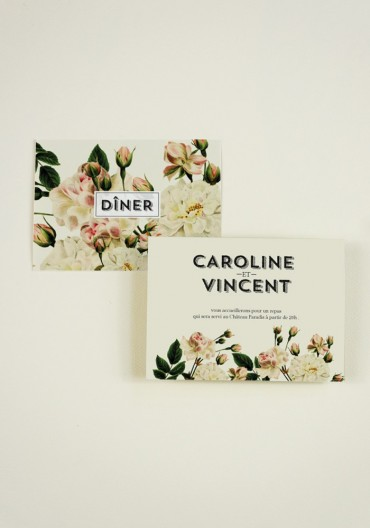 Carton  supplementaire - Botanic