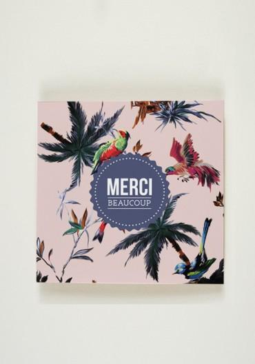 Remerciements - Birds of Love