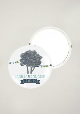 Miroir - Happy Champêtre