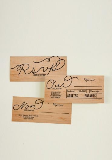 RSVP - Love in da Wood