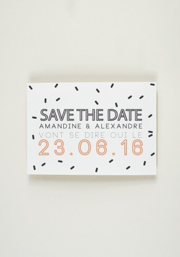 Save the Date - Modernika