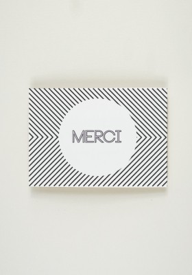 Remerciements - Modernika