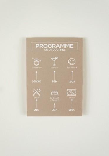 Programme - fun