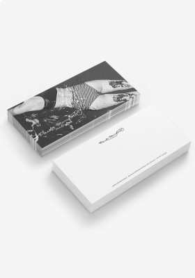 Cartes de Correspondance - N°1