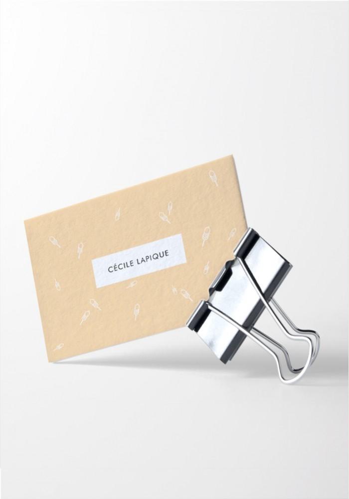 Cartes de Visite - N°1