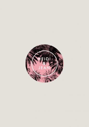 Stikers - Joshua Tree
