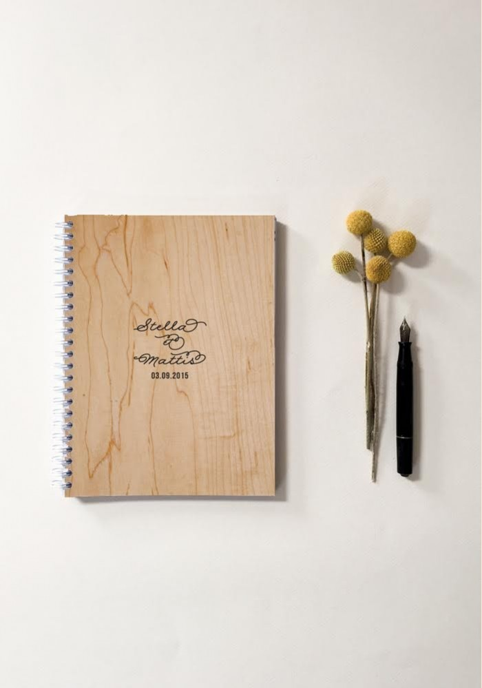 Livre d'or- Love in da Wood