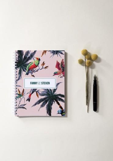 Livre d'or- Birds of love