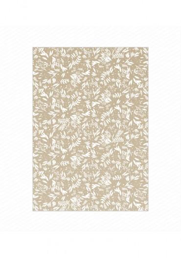 Papier décoratif - Folk Garden