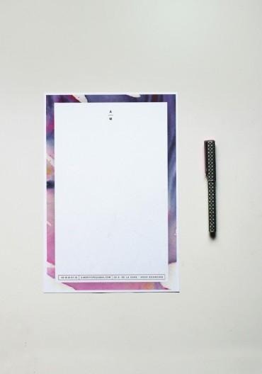 Papier à lettre - N°20