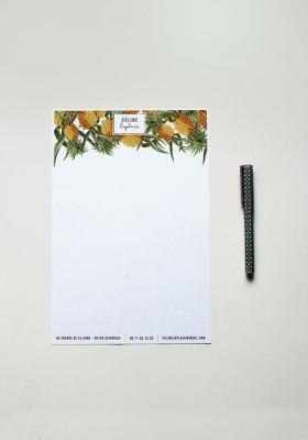Papier à lettre - N°15
