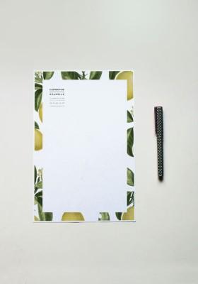 Papier à lettre - N°17