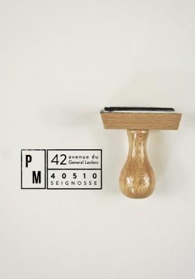 Tampon n°12