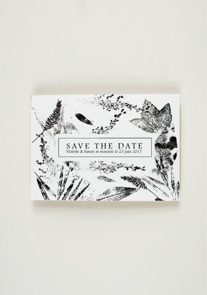 Save the Date - Naturologie