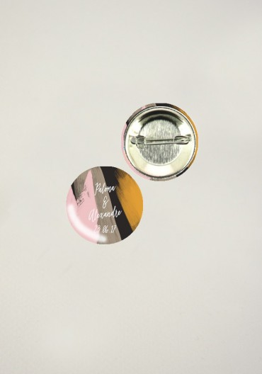Badges - Terra Nova
