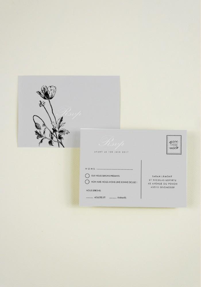 RSVP - Fleurs Sauvages