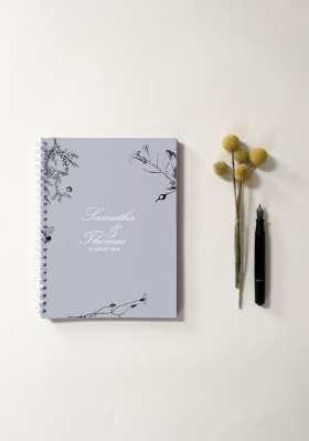 Livre d'or- Fleurs Sauvages