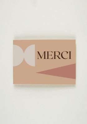 Remerciements - Boho Marocco