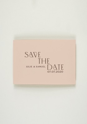 Save the Date - Modern Love