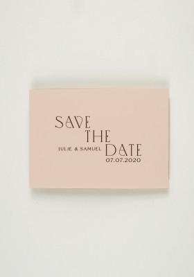 Save the Date - Modern Love