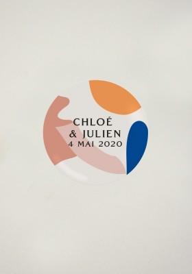 Sticker - Pablo